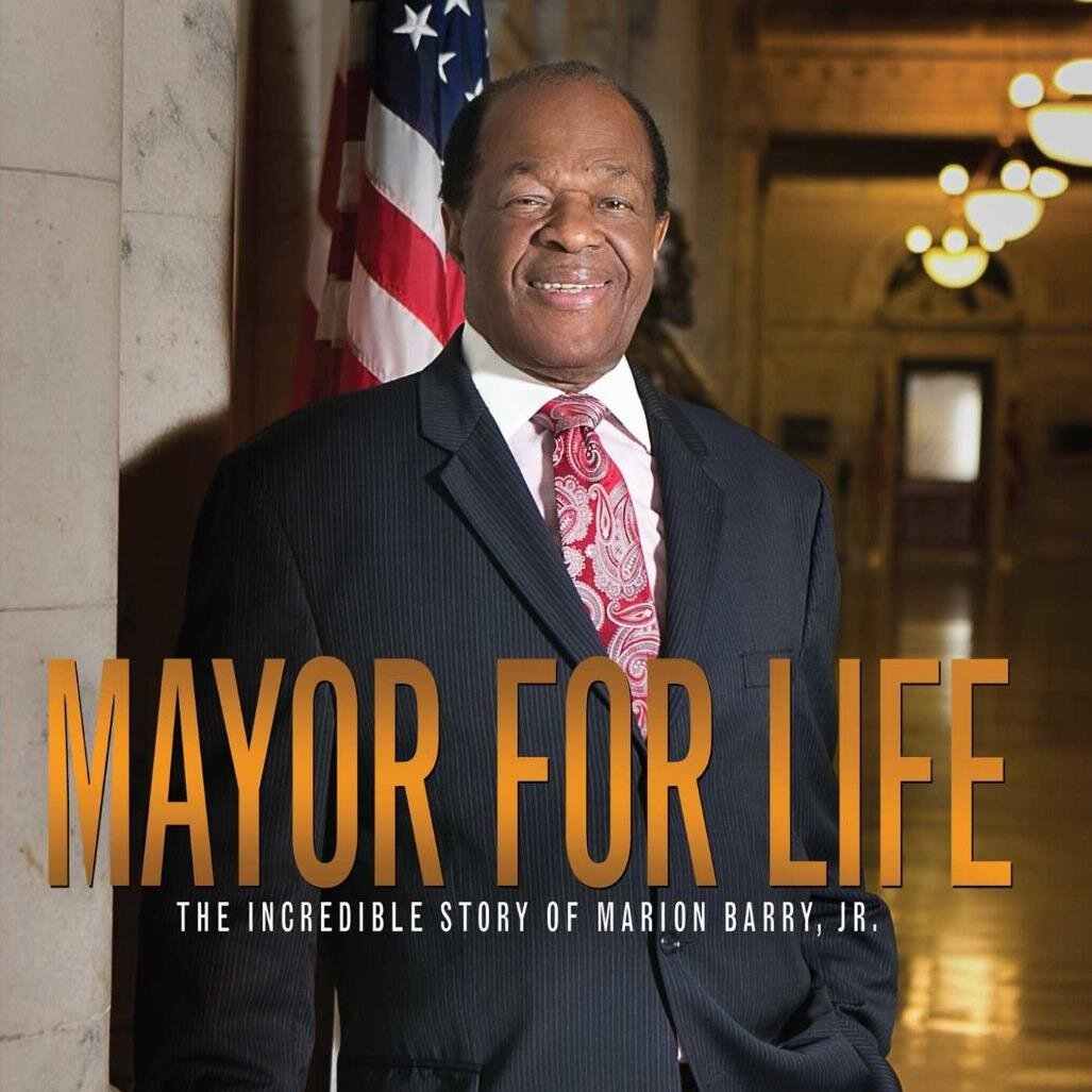 Marion Barry Jr. March 6, 1936- November 23, 2014