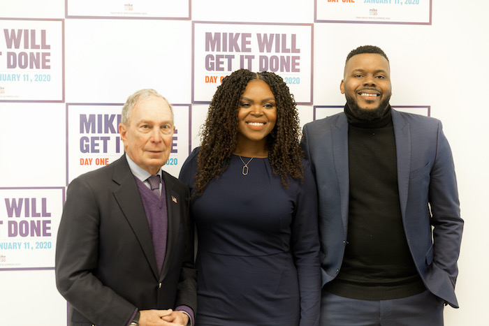Mayor Aja Brown and Stockton Mayor Michael Tubbs have plans to lead Bloomberg Campaign to victory in California (Photo by Jaren Savage)